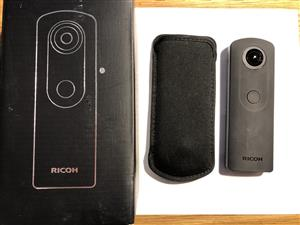 Ricoh Theta S 360 Camera