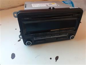 Vw radio mp3 aux bluetooth