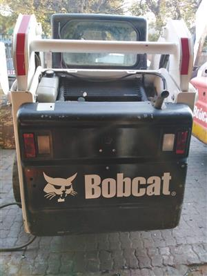 BOBCAT S185 SKIDSTEER FOR SALE