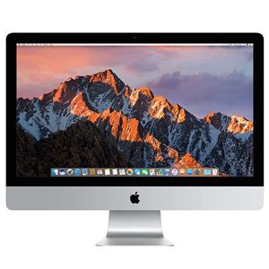 "2017 Apple iMac 27"" Retina 5K Display, Intel Core i5, 8GB RAM, 2TB Fusion Drive, Radeon Pro 580, Silver"