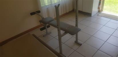 Workout Bench, used for sale  Centurion