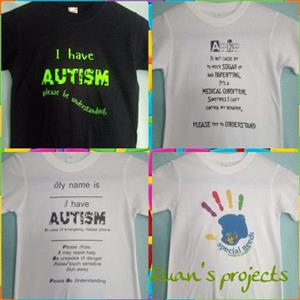 Awareness T-shirts