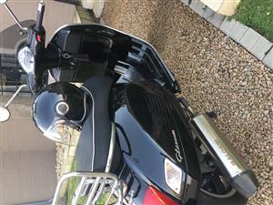 2011 Vespa GTV