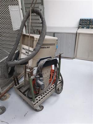 Elektron 1200amp automotive spotwelder