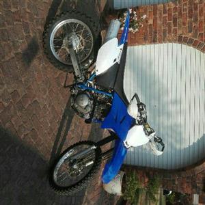 2006 Yamaha TTR
