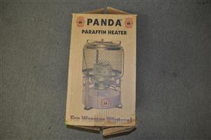 panda paraffin heater.