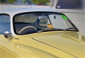 1960 VW Karmannghia - new windscreen for sale!