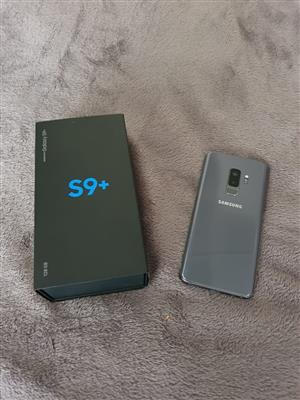 Samsung S9 Plus 128G Tanzanite Gray