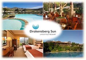 Drakensberg Sun 30 Nov-03 Dec Sat-Tues 2 Bed 6 Slp
