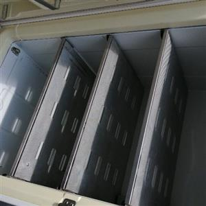 Upright Freezer 330l