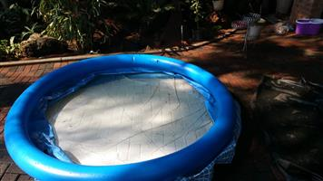 Above ground splash pool for sale