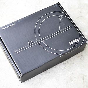 MoMa Perpetual calendar as new still in box great gift for a loved one