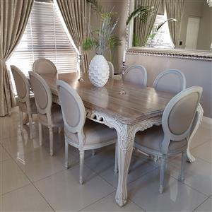 Importing hand carved French Furniture - Cape Town