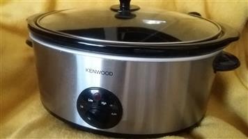 Slow Cooker Kenwood 6,5 liter Slow Cooker