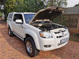 2008 Mazda BT-50 3.0CRD double cab 4x4 SLE