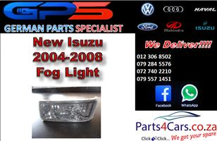 New Isuzu 2004-2008 Fog Light for Sale