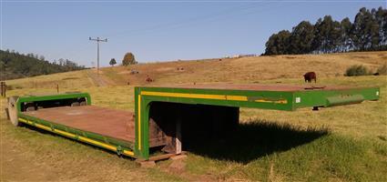 Lowbed Trailer - R39 000 + VAT