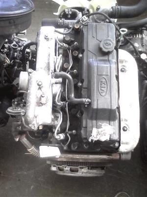 Kia 2.7 J2 engine for sale