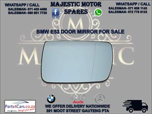 BMW E53 door mirror for sale