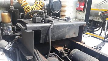 HYDRAULIC SYSTEM WITH PTO FOR SALE