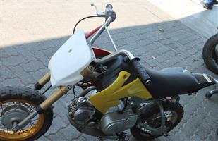 Motorex pitt bike S031812A #Rosettenvillepawnshop