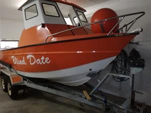 DEEPSEA FISHING BOAT FOR SALE