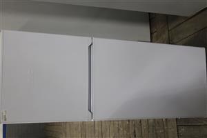 Kic 2 door fridge S036976A #Rosettenvillepawnshop