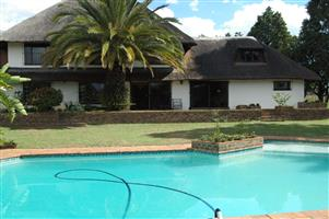 3.5 M for a Guesthouse in Midrand ! Turn Over 1M P.A.