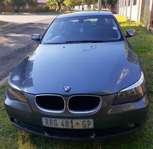 2004 BMW 5 Series 530d
