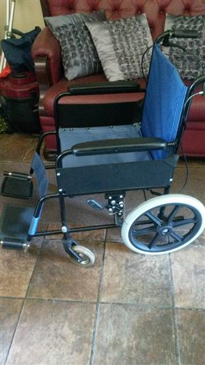 Wheelchair in an outstanding condition for sale