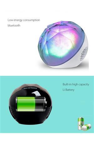 Color Full Ball USB/MMC Speaker