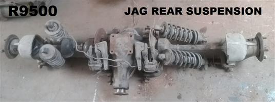 JAG REAR SUSPENSION