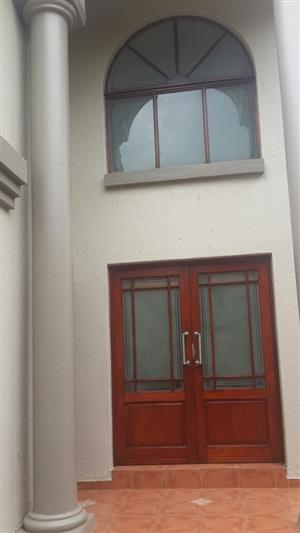 LOVELY DOUBLE STORY HOUSE TO LET IN SECURITY COMPLEX MONTANA