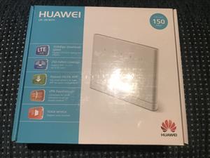 Huawei lte cpe b315