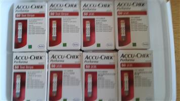 ACCU-CHEK Performa /Active test strips