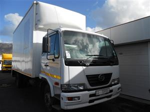 Nissan UD Truck - ON AUCTION