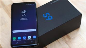 Samsung S9 - Midnight Black