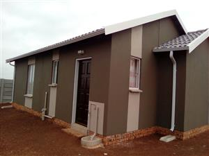Empty and available Protea North R4500!!