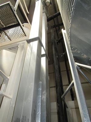 Kongskilde KBE20-40 Elevator Cup Conveyor - ON AUCTION
