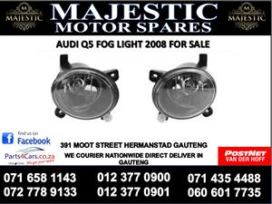 Audi Q5 fog lights for sale