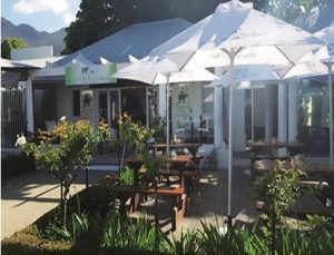 Established Specialty Restaurant Deli in Franschoek for sale.