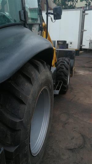 Case front end loader 580 super