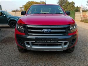 2015 Ford Ranger 2.2 SuperCab Hi Rider