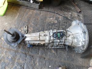toyota corolla 1.3 gearbox