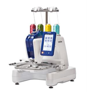 Brother VR Embroidery Machine Limited Special R65000.00 Free Delivery