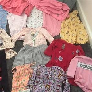 200 Items KIDS CLOTHING - BALED **