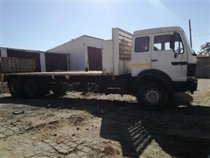 mercedes truck for sale