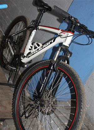 S035392A Raleigh mountain bike #Rosettenvillepawnshop