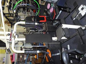 Trojan Dominator Home Gym