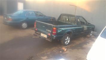 1996 Ford Bantam 1.3i